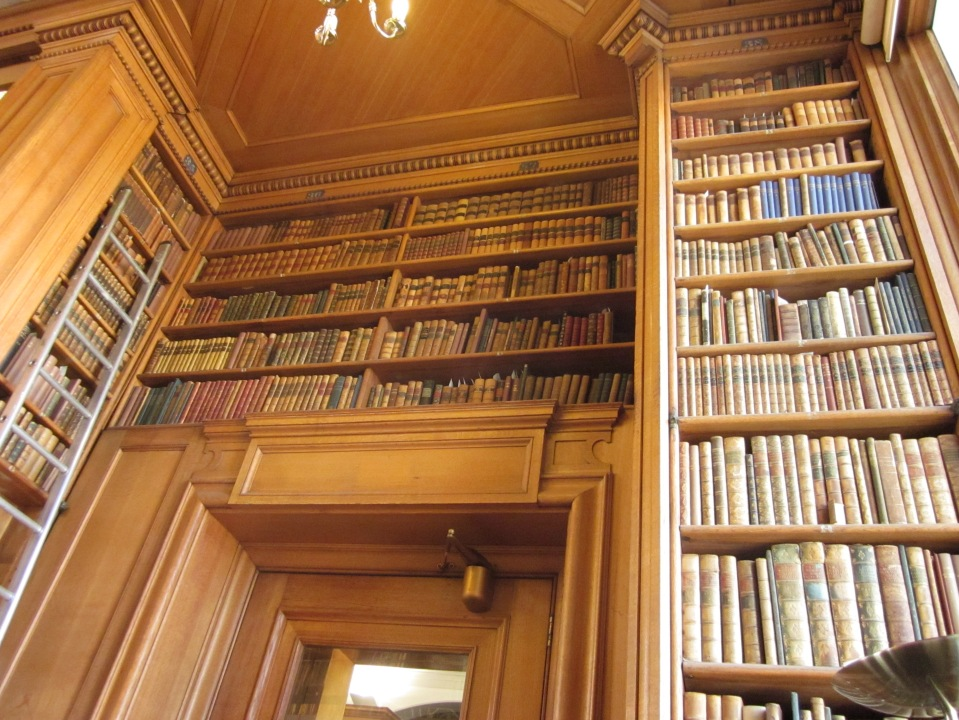 Taylorian Library Oxford