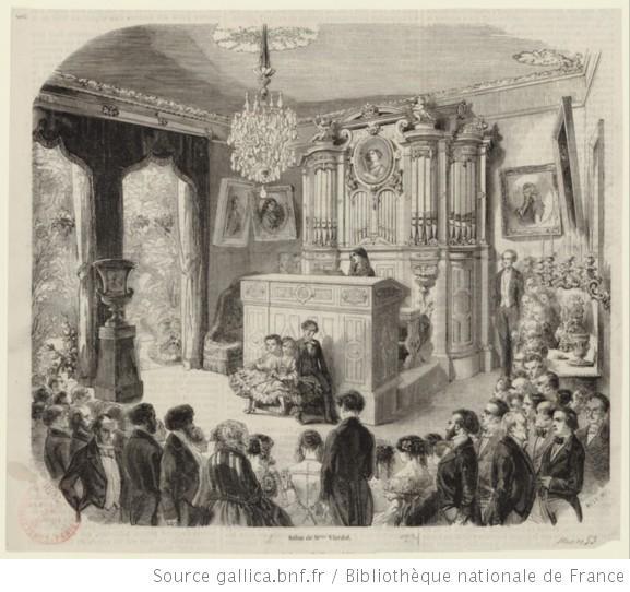 Pauline viardot garc a 1821 1910 europavox - Bibliotheque de salon ...