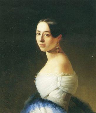 Timoleon von Neff. Pauline García. Pauline Viardot